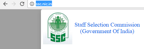 SSC Recruitment of CPO SI Re Exam Answer Key 2016