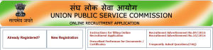 UPSC Accounts jobs apply