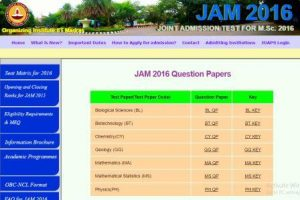 JAM 2016 Round 2 Lists for offers and