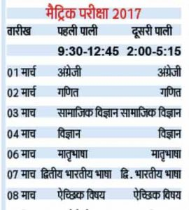 bihar-board-10th-class-exam-date-2017-in-hindi