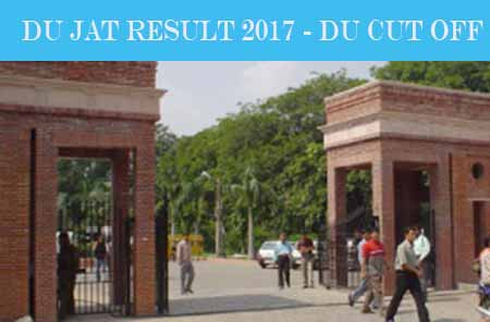 du admission test result, delhi university reuslt admission, du admissin result, du exam jat result, du ug admission result, du exam cut off , du 2017 first cut off ,