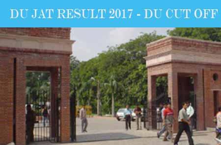 du admission test result, delhi university reuslt admission, du admissin result, du exam jat result, du ug admission result, du exam cut off , du 2017 first cut off ,