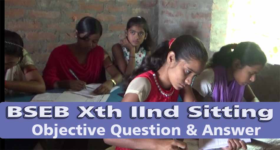 Bihar Board 10th English Objective Answer 2018, Second sitting English ka answer, Board Exam Bihar Board Tenth ke objective answer, BSEB Tenth Objective Answer key, BSEB 2018 English Answer Sheet/OMR, Matric Bihar Board English Exam Objective Question Answer, iind sitting, 2nd sitting english, Englishh Xth answer, english answer bihar board second sitting,