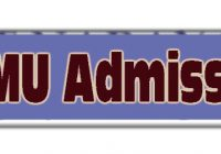 LNMU Mithila Universtiy BA Bsc B.com admission process
