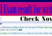 http://www.bpssc.bih.nic.in/Notices/Notice-01-05-05-2018.pdf, How to check Bihar Police SI Pre Exam Result 2017-18, Results: Preliminary Written Exam for the post of Police Sub Inspector, Bihar Police Preliminary Written Exam result, BPSSC Sub Inspector result 2018, Bihar police daroga result 2018, Check Bihar Police Sub Inspector Prelims Written exam result 2018, bihar police si result 2018, bihar si result date pre test, bihar si result 2018 main exam, bihar daroga result 2018, bihar si result all list download,
