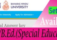 BHU UET B.Ed Answer key Set 1, Set 2 & Set 3, Banaras University UET B.ed subject code 564 to 568 answer key, BHU UET B.Ed Answer key Set wise , BHU B.Ed Answer key Set 1/2/3, Banaras Hindu University UET Answer key 2018 , Download BHU B.ed Answer key, Answer key of BHU B.Ed Entrance Examination 2018 is Available, Banaras University UET Answer key 2018