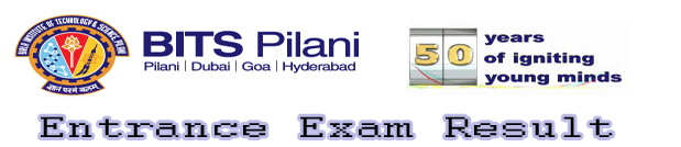 BITS Pilani Entrance Exam / Admission Program 2018, BITSAT 2018 Score Card or How to check result, BITS Pilani Entrance Exam Result 2018, Admissions for On-campus Programmes,