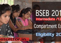 BSEB XIIth Compartmental Exam Form Fill-Up Eligibility, How Compartmental Exam Form Can be Apply Online  , eligibility of BSEB 2018 compartmental exam, BSEB 12th Science/Arts Compartmental Exam Form, BSEB 12th Compartmental Exam Eligibility 2018 ,