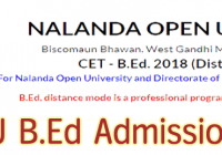 LNMU B.ed Admission 2018 Distance Mode, Mithila University Distance Mode B.Ed Admission process, Admission in LNMU B.Ed Distance have to Qualify, NOU B.Ed Distance Entrance Test details, LNMU Bachelor of Education Admission Distance Mode Apply , LNMU b.ed, B.ed admission apply, state level b.ed admission,