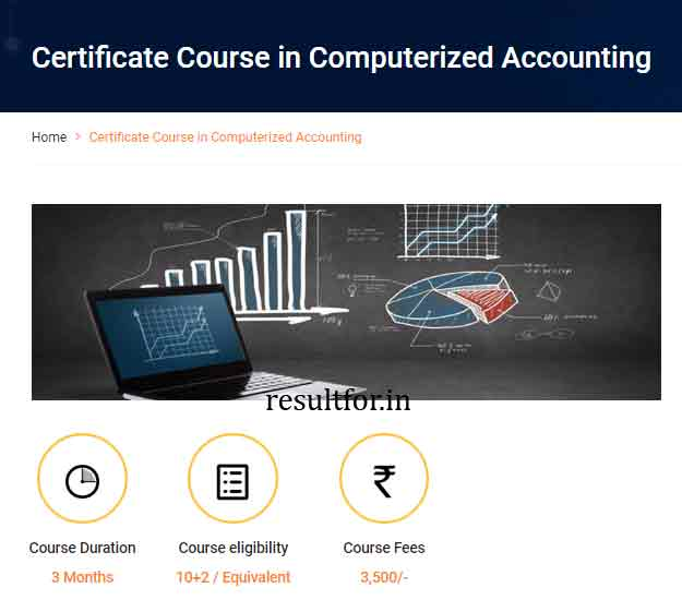 dde lnmu computerize accouting course