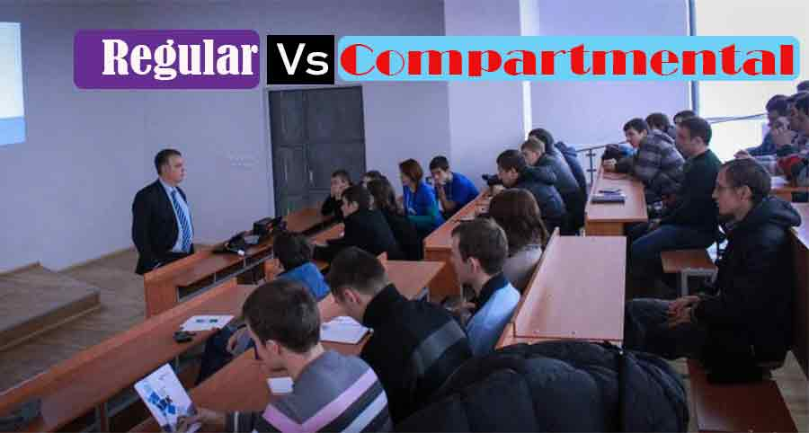 regular vs compartmental, value of different, value of regular course,