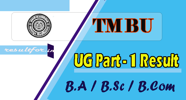 tmbu ug part 1 results