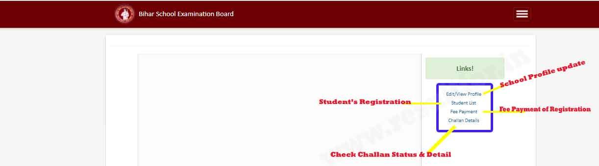 bihar board 12th registration