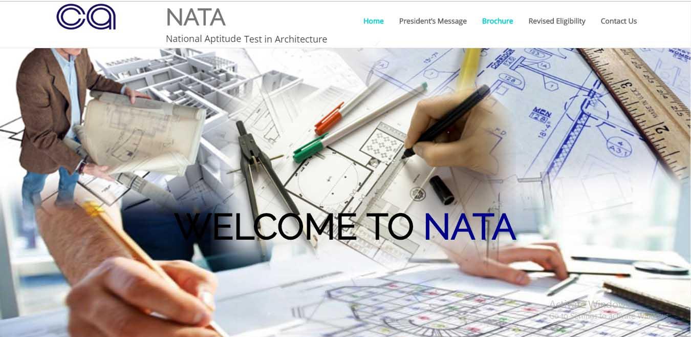 NATA 2019 Application