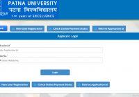 patna university admission apply 2019