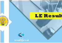 bihar dece le result score rank released