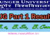 munger university part 1 result 2019