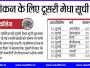 patna college 2nd cut off admission merit list