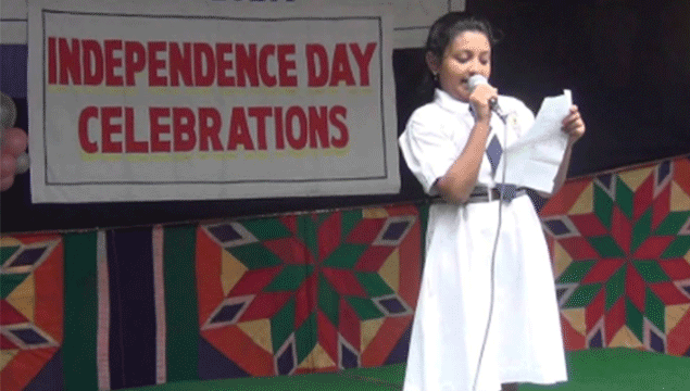Independence Day Speech in Hindi for Students
