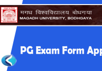 magadh university exam apply