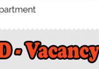 up pwd vancany apply updates