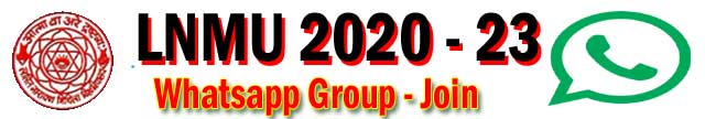 lnmu 2020 23 whatsapp group