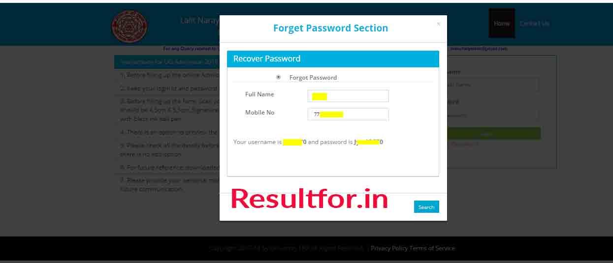 lnmu-ug-registration-user-id-and-password
