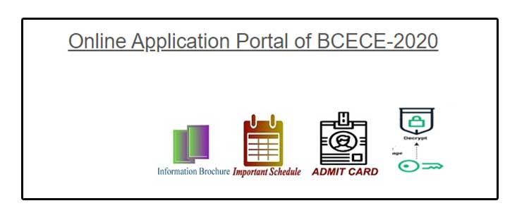 BCECE Answer key download 2020 exam
