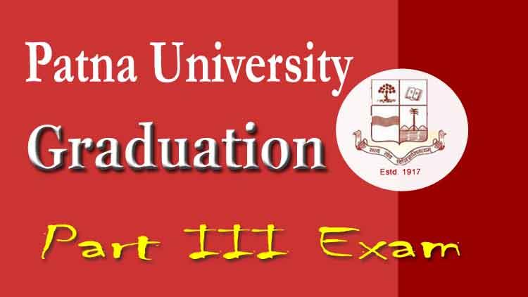 patna university ug part 3 exam form apply